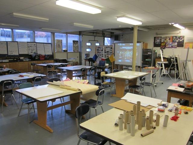 High School Art Classroom Design : High school art classrooms imgkid the image