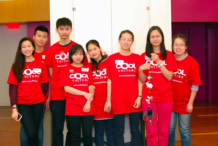 Cool Culture Volunteers