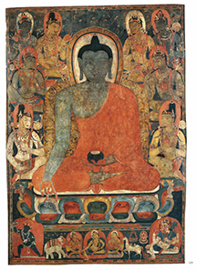 12th C Medicine Buddha-2