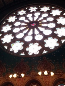 rose window resized